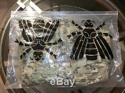 DS NWT Billionaire Boys Club Bee-Line BBC BAPE IceCream M-42 Camo Field Jacket L