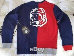 DS NWT Billionaire Boys Club Ice Cream BAPE BBC Nebula Crewneck Sweatshirt Large