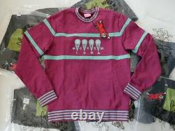 ICECREAM BBC Elder Crew Sweatshirt Pullover Billionaire Boys Club Mens M NEW