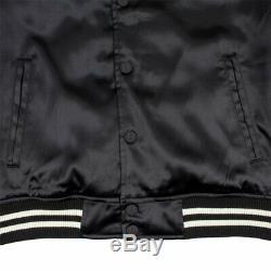ICECREAM Bones Jacket 491-7400 Black Billionaire Boys Club 2019 Brand New