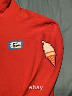 Ice Cream BBC Season 2 Hoodie With Dust Bag And Tags