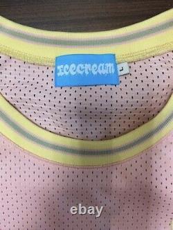 Ice Cream Billionaire Boys Club Jersey Pink/Gold