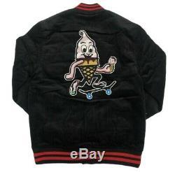 Ice Cream Heritage Jacket black corduroy Free shipping