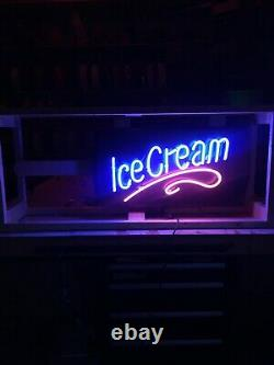 Ice Cream Signs Large Ice Cream Neon Signs Ice Cream Advertising Signs Popsicle