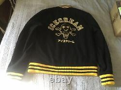 Jacket Mens Icecream Size L Pre Owned