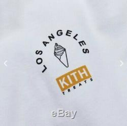 KITH National Ice Cream Day 2020 Tee Los Angeles Sizes XSmall, Small and Large