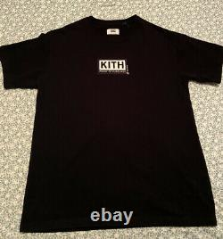 KITH Treats Proof Of Purchase 2018 Tee Size Large Ice Cream