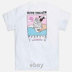 KITH Treats Tokyo Limited T-shirt ice cream L size 2020