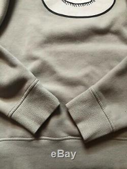 Kith Treats Hoodie Delivered Size Large Grey Pullover Ice Cream