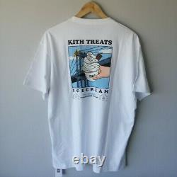 Kith Treats Locale Ice Cream Day Tee New YorkSize L