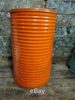 LARGE Vintage 1920s-30s Turnbulls Electric Heated Ice Cream Cones Can Soda Shop