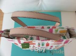 LAST ONE NWT Kate Spade Flavor of the Month Ice Cream Francis Tote Bag Popsicles