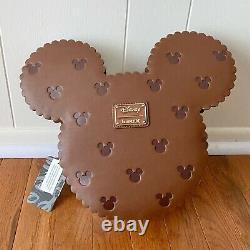 Loungefly Disney Mickey Mouse Ice Cream Sandwich Sweet Treats Crossbody BAG