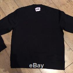 Mens Ice Cream Large Black COLD Sweatshirt Jumper BBC Billionaire Boys Club