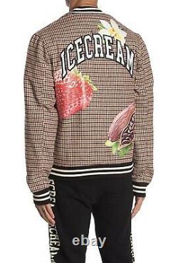 NEW! Billionaire Boys Club ICECREAM Bomber Jacket Size X-Large (orig. $350)