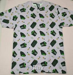 OG BBC Ice Cream Pink Beepers Butts T Shirt Size Large Billionaire Boys Club