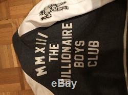 Pharrell Billionaire Boys Club BBC Astronaut Varsity Jacket ICE Cream Size Large