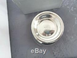 Puiforcat Large Timbale Bucket Ice Cream Condition Near Of New IN Sa Box