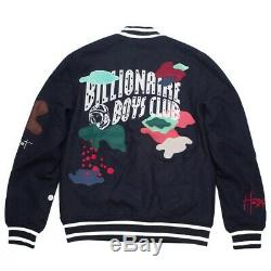 RARE Billionaire Boys Club (BBC) Mars Varsity Jacket Large / BAPE ICE CREAM