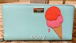 RARE KATE SPADE Ice Cream Purse & Wallet
