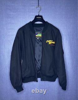 Rare Tony Nowak Charly Temmel ice cream jacket Size L