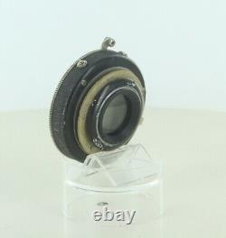 Secondhand Tsu-Ice Cream Zeiss Tesser 10.5/4.5 Used Lenses Medium And Large Rank