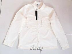 Stone Island Ghost Jacket BNWT Large Cream OffWhite Marina Ice Shadow Project