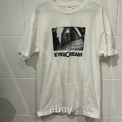 Supreme 10Ss Eyescream Limited Tee Ice Cream Short Sleeve T-Shirt Zozo