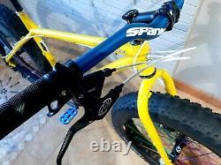 Surly Ice Cream Truck Fat Bike (Large) Industry Nine