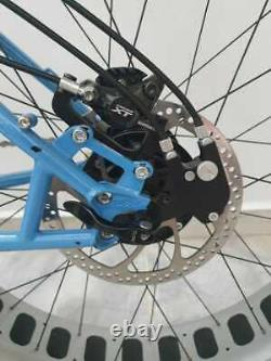 Surly Ice Cream Truck Large Jack Frost Blue with Rohloff XXL drivetrain NEW