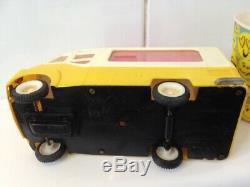 Telsalda Mr Whippy Corgi Ice Cream Smiths Van Large Plastic Hong Kong 1960s