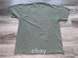 Vintage 90s Hook Ups Skateboards T Shirt Ice Cream Girl Size L Crosshairs