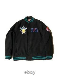Vintage BBC Ice Cream Mayor McFreeze 2013 Varsity Jacket