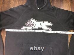 Vintage BBC Ice Cream running dog hoodie pullover L Large Billionaire Boys Club