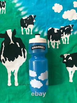 Vintage Ben and Jerrys T Euphoria Tie Dye Size L With Water Bottle Chunky Dunky