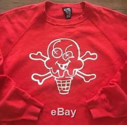 Vintage Billionaire Boys Club BBC Ice Cream OG Sweater