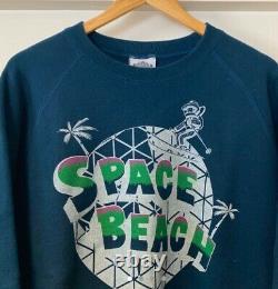 Vintage Billionaire Boys Club Ice Cream Space Beach Sweatshirt Size Mena Large