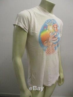 Vintage ORIGINAL GRATEFUL DEAD Europe'72 ICE CREAM KID T Shirt Mouse Size LARGE