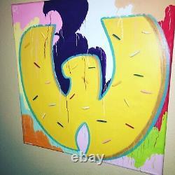 Wutang sprinkles by mr ice cream man fan art ice cream background